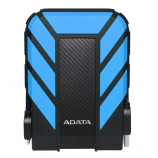 Adata AHD710P-2TU31-CBK CBL CRD CYL HD710P 2TB USB2.0 Rugged External Hard Drive