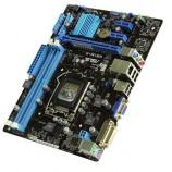 ASUS H61M-K Intel H61(B3) 1600MHz, 2 x DIMM, LGA1155 uATX Desktop Motherboard
