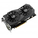 ASUS ROG GeForce GTX 1050 Ti STRIX-GTX1050TI-O4G-GAMING 4GB 128-Bit GDDR5