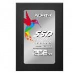"""ADATA Premier SP600 256 GB 2.5"""" SATA III 6Gb/s 550MB/s SSD ASP600S3-256GM-C"""