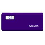 ADATA P12500D Lithium-Ion (Li-Ion)12500mAh Purple Red Black power bank