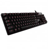 Logitech G413 Backlit Mechanical Gaming Keyboard USB Passthrough Carbon