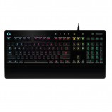 LOGITECH G213 Progidy Gaming Keyboard US-USB-AP 920-008096 RGB Lighting Zones