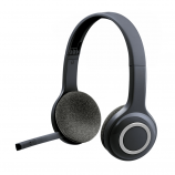 Logitech H600 Wireless Headset - Computers Via USB Receiver