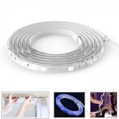 Xiaomi YEELIGHT Lightstrip Color Flexible Million colors Wi-Fi 1m Extension