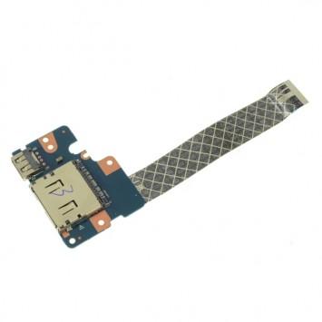 Dell Latitude 3450 USB SD Card Reader IO Circuit Board C9D47