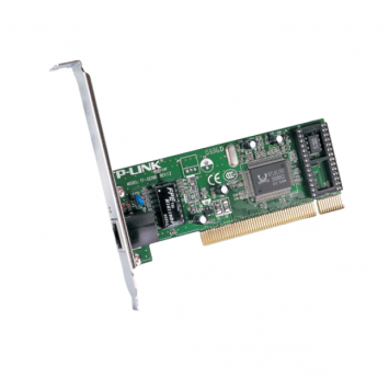 TP-LINK TF-3239D 10 100MBPS PCI Network Adapter 1 10 100Mbps RJ45 port