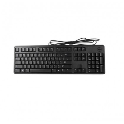 Dell DJ454 0DJ454 CN-0DJ454 KB212-B 5P02F 4G481 1H2FY 194XT Keyboard Desktop Slim Black