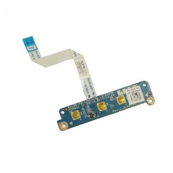 Dell Latitude E6420 Laptop Media Buttons Board Bottom Case 4GHGP