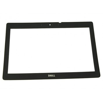 "Dell Latitude E6420 14"" LCD Front Trim Cover Bezel Plastic Web Camera Window"