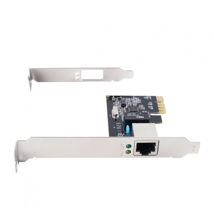 Orico PTR-1U (Single Port) high-speed expansion port PCI-e odd and even Gigabit Ethernet Network