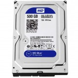 """WD Blue 500GB Hard Disk Drive 7200 RPM SATA 6Gbs 64MB Cache 3.5"""" WD5000AZLX"""