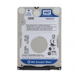 "WD Scorpio Blue WD3200LPVT 320GB 5400 RPM 8MB Cache SATA 3.0Gb/s 2.5"" Internal Notebook Hard Drive Bare Drive"