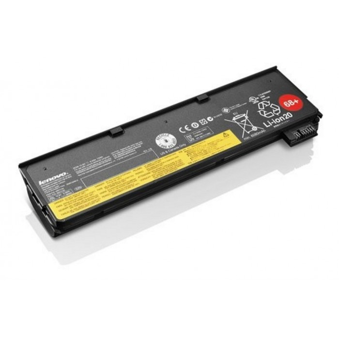 Lenovo Thinkpad X240 X250 T440s T450s 6-cell 48Wh 68+ 45N1767 Battery