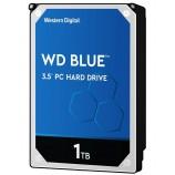 """WD Blue 1TB Desktop Hard Disk Drive 7200 RPM SATA 6Gbs 64MB Cache 3.5"""" WD10EZEX"""