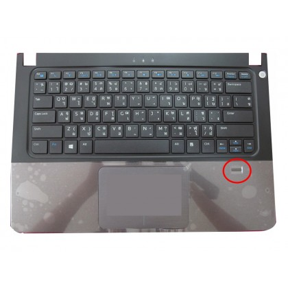 Dell Vostro 5460 Palmrest TouchPad Keyboard Replacement JPF13
