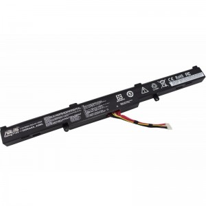 Asus X751LD-TY050H Notebook 44Wh X751L A41-X550E battery laptop X450J X450JF X751 X751M X751L 15V 44Wh