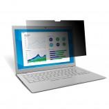 "3M Privacy Filter for 12.5"" Widescreen Laptop PF125W9B frameless design"