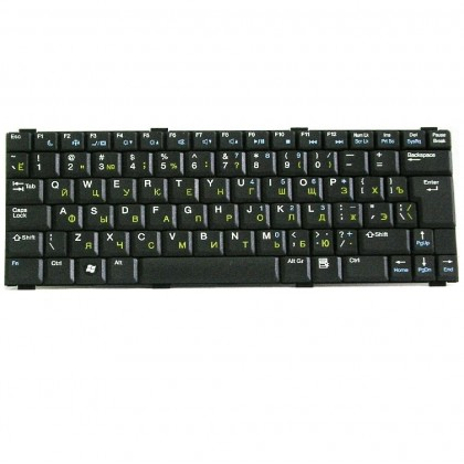 Dell Vostro 1200 V1200 V022302AK1 0RM614 V022302AS1 Keyboard