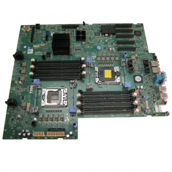Dell Motherboard Poweredge T610 System Board 9CGW2 12 Memory Slots
