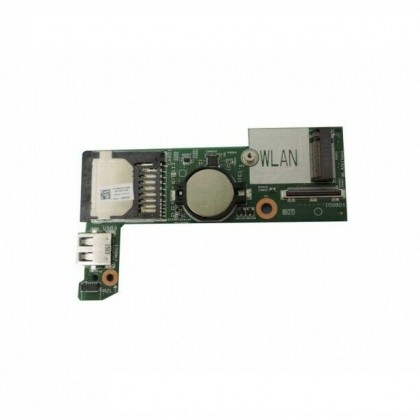 Dell Inspiron 7348 Replacement Card Reader USB Board X2NJX R6NGM