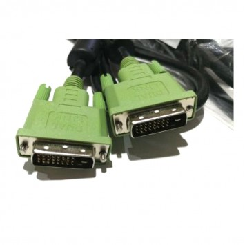 Hotron DVI-D Digital 30V 5FT Dual Link Male to Male Cables E246588