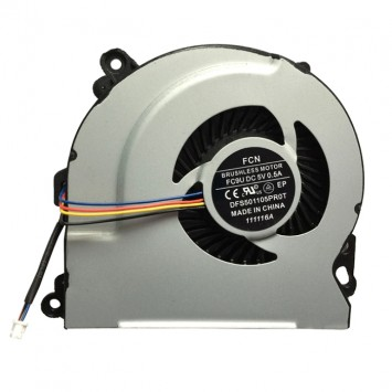 HP Envy 15 Envy 17 CPU Replacement Cooling Fan 4 Pin 1st rec XRBIJIBENFAN