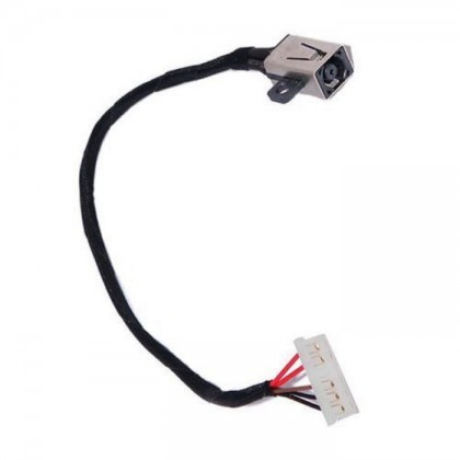 Dell Inspiron 15 3552 DC-IN Jack Harness Cable 450.03006.2002
