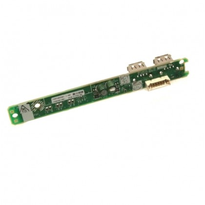HP ProLiant ML350 G5 Server USB Power Button LED Board 413988-001