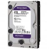 """WD Purple 4TB Surveillance Hard Drive 5400 RPM Class SATA 6 Gb/s 64 MB Cache 3.5"""" WD40PURZ"""