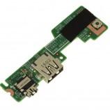 Dell Inspiron 11 3162 3164 Power Button USB Audio Port IO Circuit Board 3WDK9 M68Y5