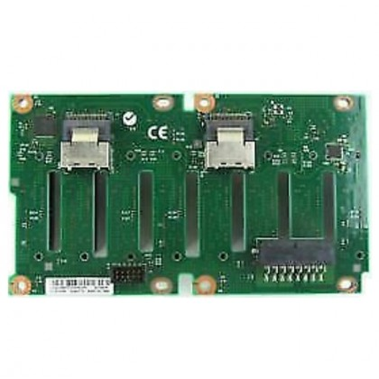 "IBM 94Y7751 8 Bay 2.5"" Replacement Hard Drive Backplane Board X3650"