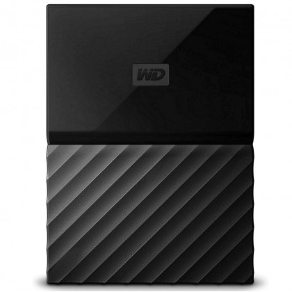 WD 3TB Black My Passport Portable External Hard Drive USB 3.0 WDBYFT0030BBK-WESN
