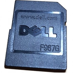 Dell Latitude E4300 Grade A Replacement SD Card Slot Blank F967G