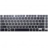 Toshiba PK1310R2B00 9Z.N7SBC.G01 NSK-TUGBC.01 PK1310R1B00 MP-12W53USJ6981 Keyboard US Layout