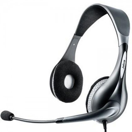 Jabra UC Voice 150 Duo Corded Stereo Wired Headset Softphone 1599-829-209