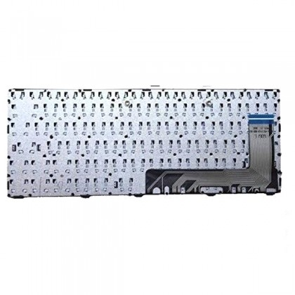 Original New for Lenovo 25215220 25215280 US English Keyboard with Silver Frame