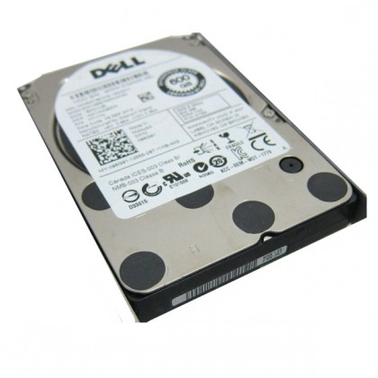 Dell 600GB 10K RPM SAS 12Gbps 2.5in Hot-plug Disk Drive 400-AJQB