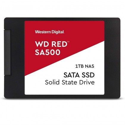 """WD 1TB Red SA500 NAS 3D NAND Internal SSD 2.5""""/7mm Up to 560 MB/s WDS100T1R0A"""