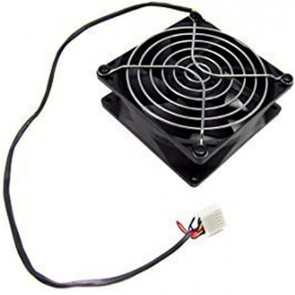 HP Ml10 92mm 12v Tubeaxial System Fan Cable 730634-001