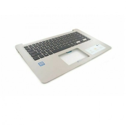 Asus Palmrest Touchpad W Keyboard Gold for X510ua Notebook 39XKGTCJN00