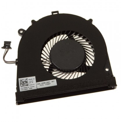 Dell Latitude 3480 CPU Cooling Assembly Fan X6K70 0X6K70