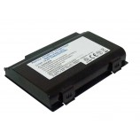 Fujitsu Lifebook E8420 Li-Ion 10.8V 56wH / 5200mAh Replacement Battery Black