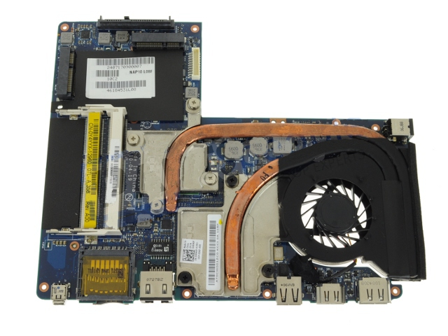 Malaysia Dell Alienware M11xr2 Laptop Motherboard System