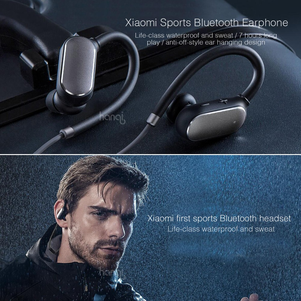 Xiaomi Mi Sports Bluetooth Headset Xi End 5 4 2020 218 Pm White Earphones Wireless 41 Music
