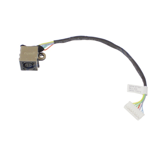 New Dell XPS 15 L501x L502x Series DC-IN Power Jack Port Cable ddgm6bpb000