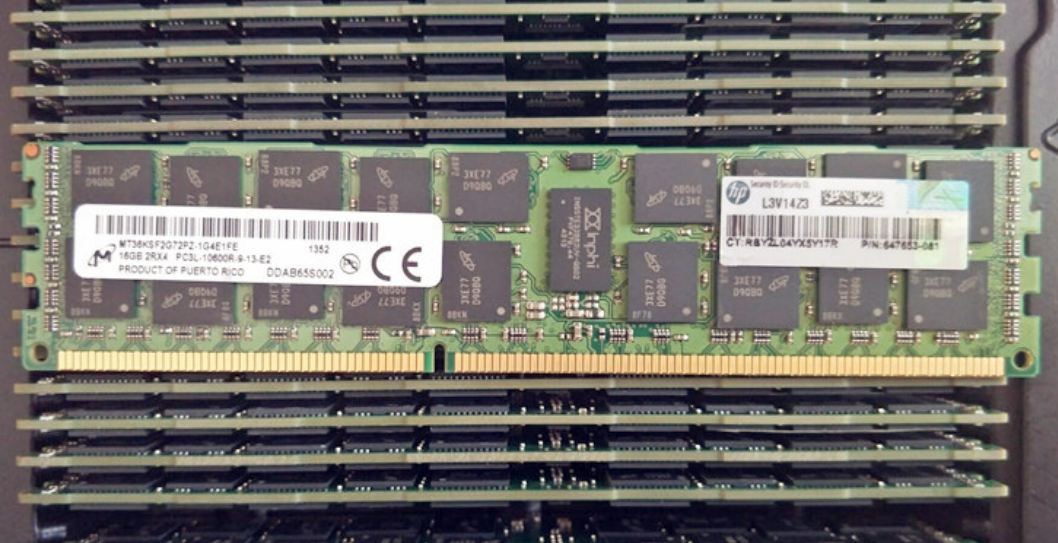 Boxed HP Z420 Z620 Z820 Workstation 16G DDR3 1333 ECC REG Memory