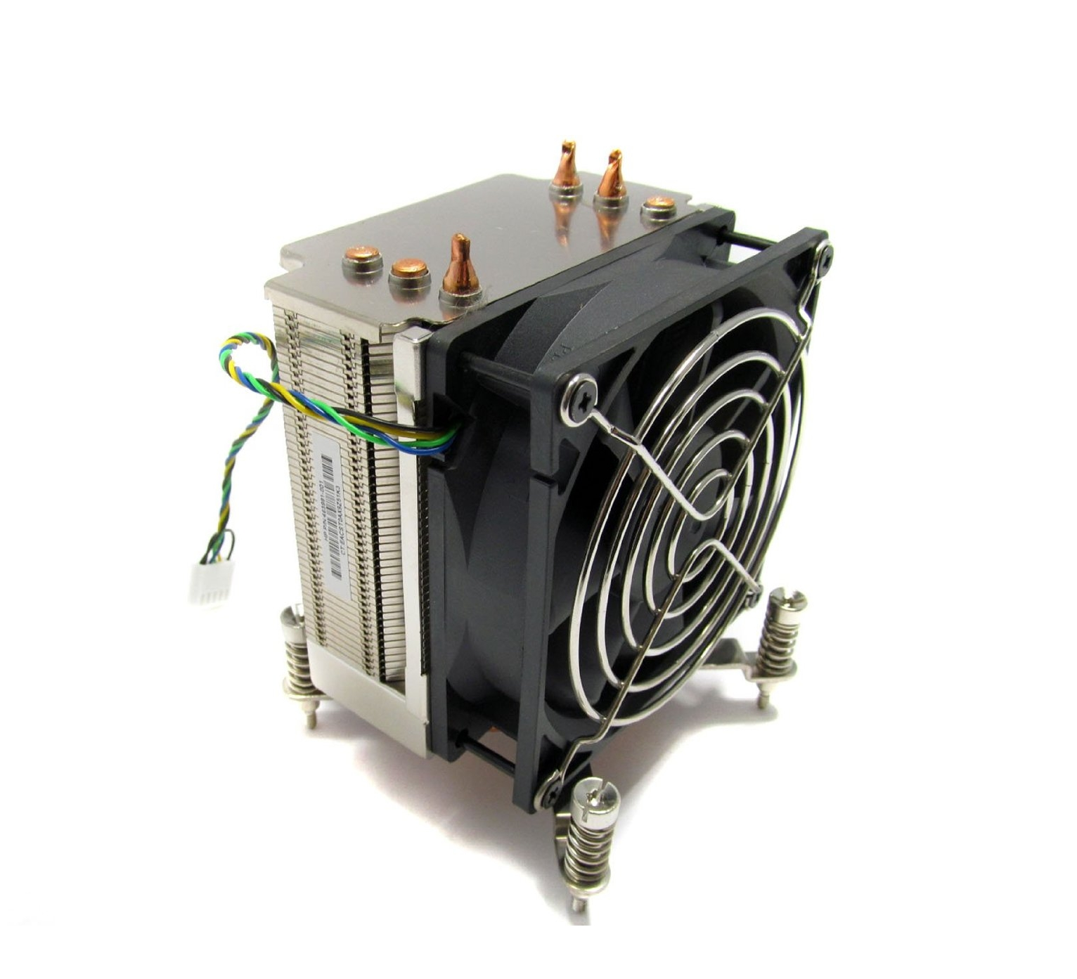HP Z400 Workstation CPU Heatsink and Fan Assembly HP P/N NO: 463981-001